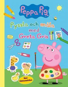 Greta Gris: Pyssla och måla med Greta Gris