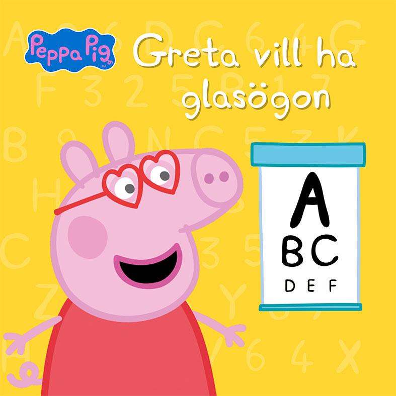 Greta Gris: Greta vill ha glasögon