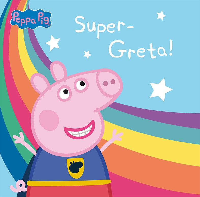 Greta Gris: Super-Greta!