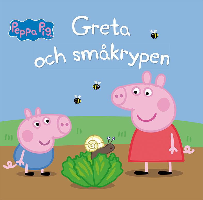 Greta Gris : Greta och småkrypen