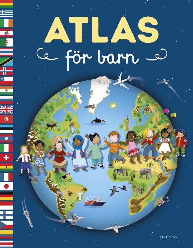 Atlas för barn