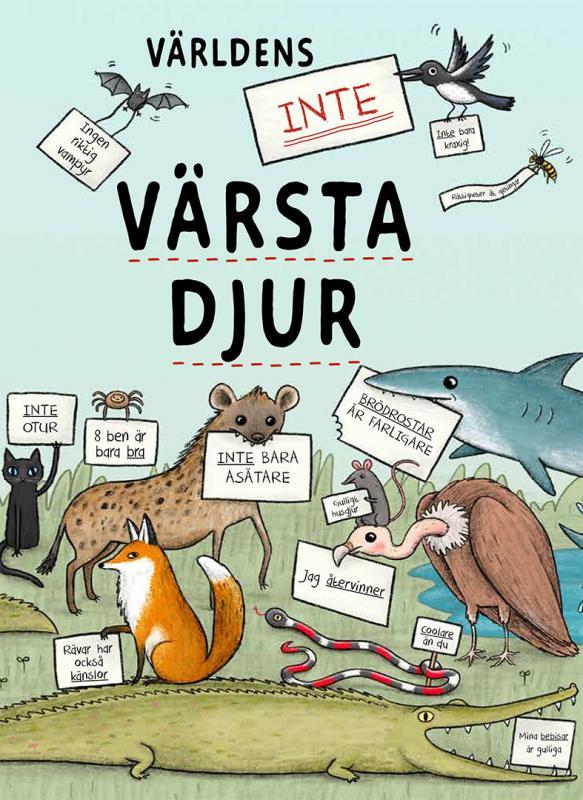Världens INTE värsta djur