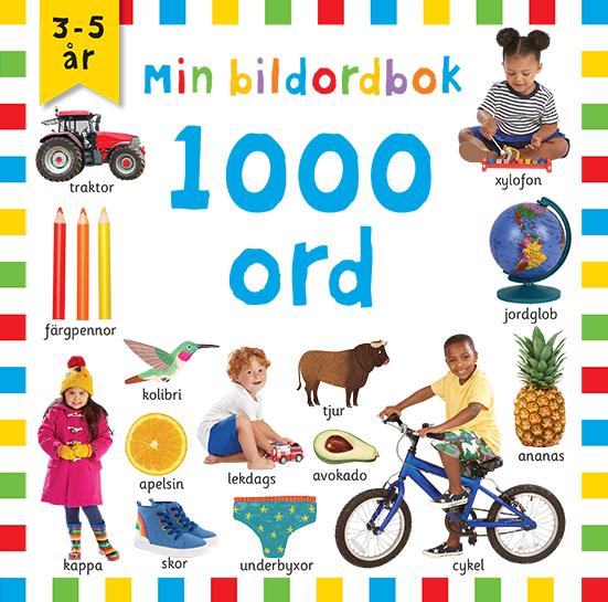 Min bildordbok 1000 ord