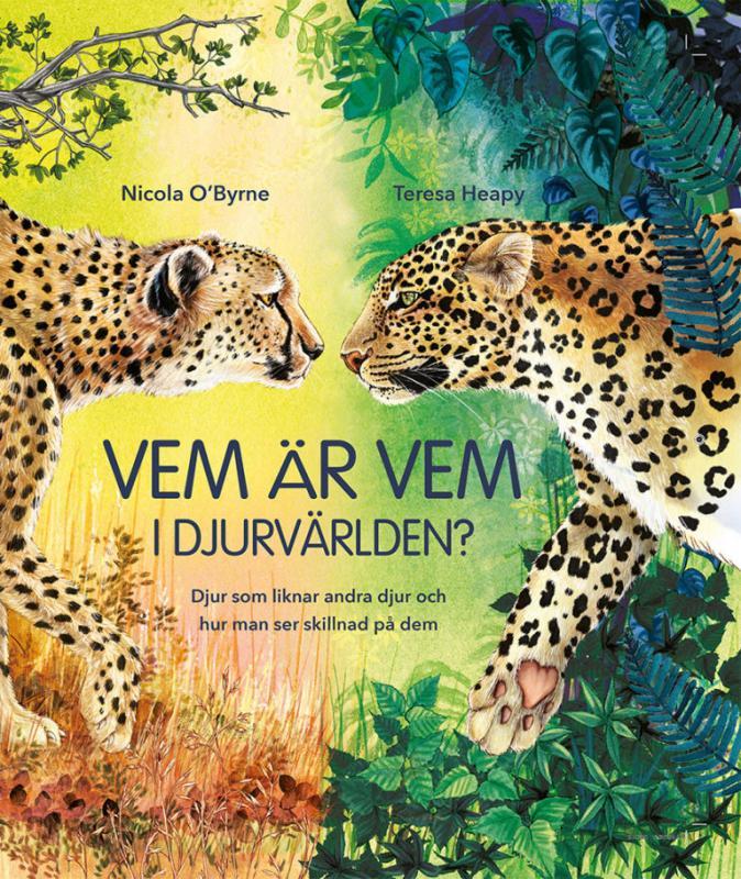 Vem är vem i djurvärlden?