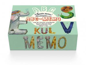 Spela mera : ABC-Memo