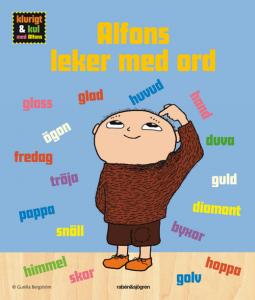 Alfons leker med ord