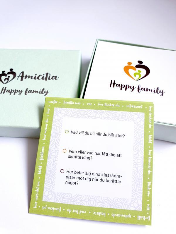 Samtalslekar - Happy Family