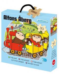 Askpussel Alfons Åberg (30 bitar)