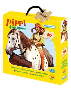 Askpussel Pippi (30 bitar)