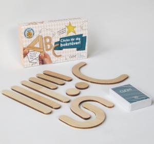 Clicko - Lär dig bokstäver