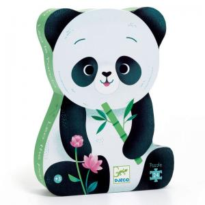 Pussel 24 bitar - Leo the Panda