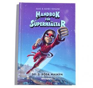 Handbok för superhjältar - Röda masken