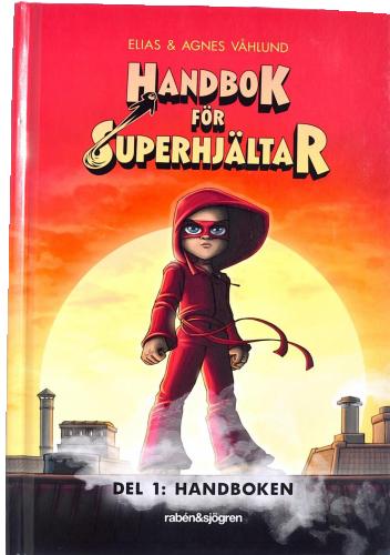 Handbok för superhjältar - handboken