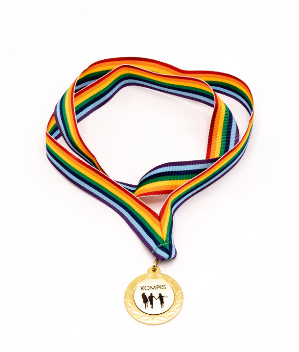 Kompismedaljer