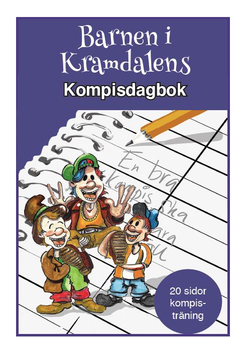 Barnen i Kramdalen - kompisdagbok