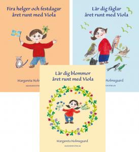 Paketpris - Lär dig massa nytt med Viola