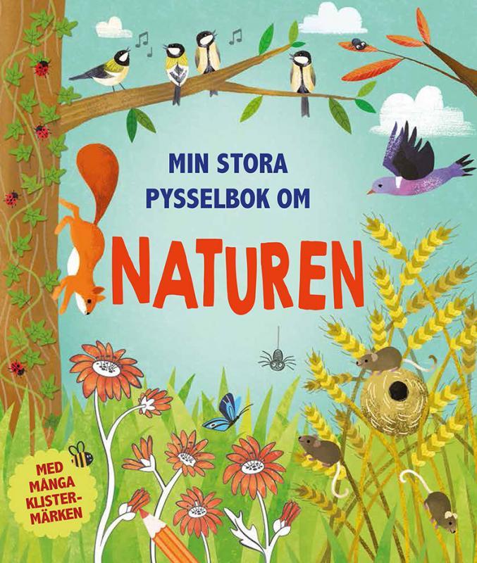 Min stora pysselbok om naturen