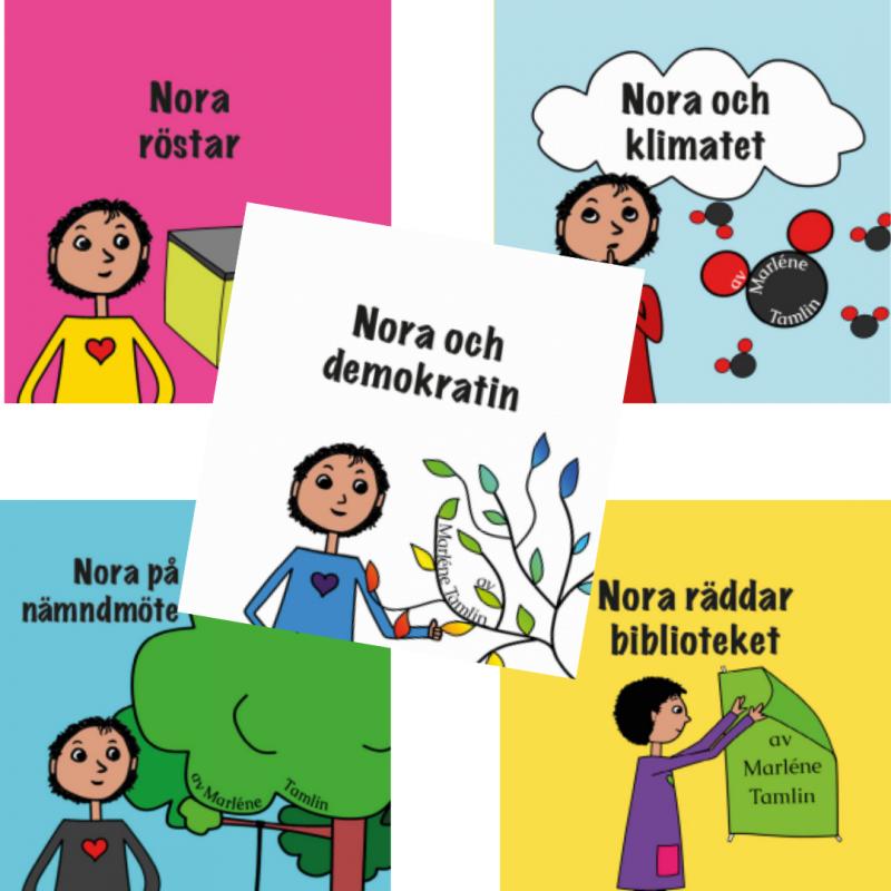 Nora och demokratin - Hela serien