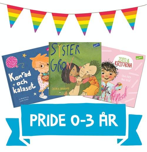 Pridepaket 0-3 år