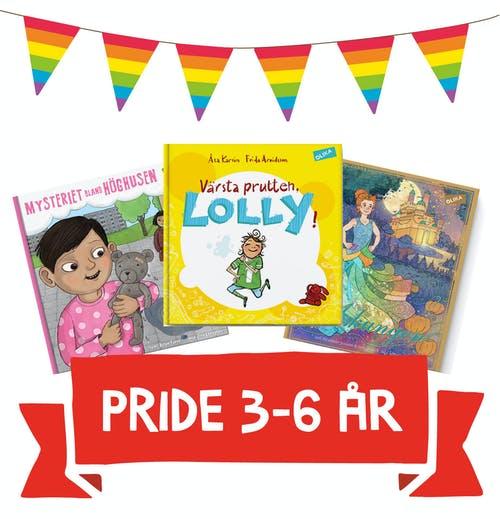 Pridepaket 3-6 år
