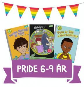 Pridepaket 6-9 år