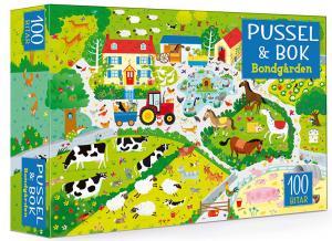 Pussel & bok: Bondgården