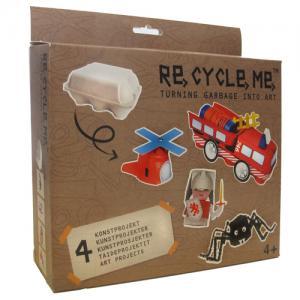 Recycleme - äggkartong