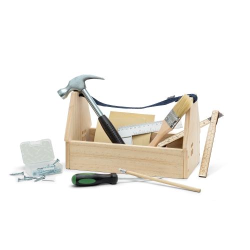 MICKI verktygslåda med verktyg
