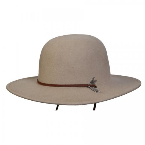 Bird & Feather Wool Hatt Dam