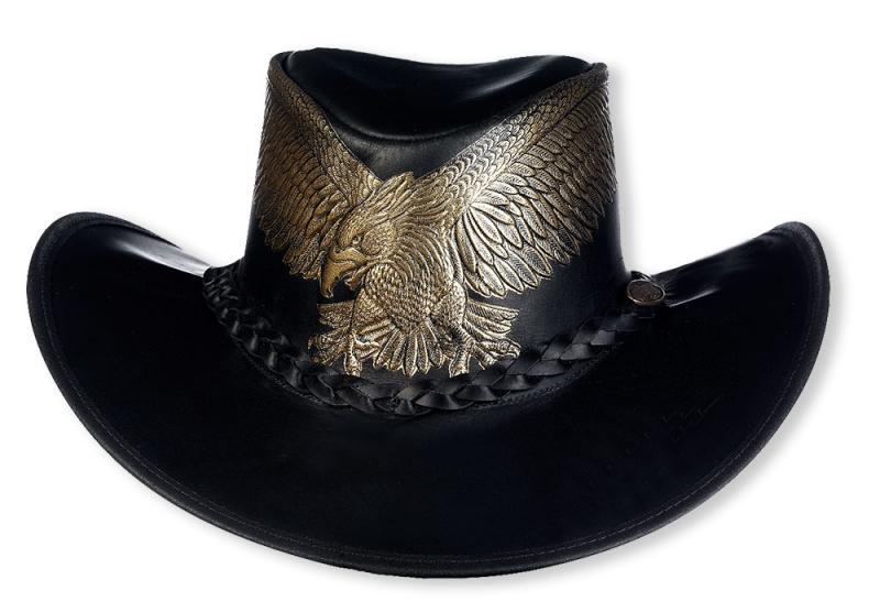 Cracker Jack Golden Eagle Hat