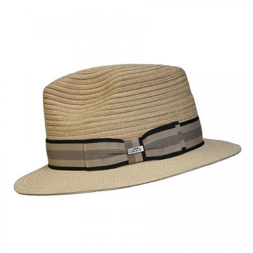 Daniel Sewnbraid Fedora Hat