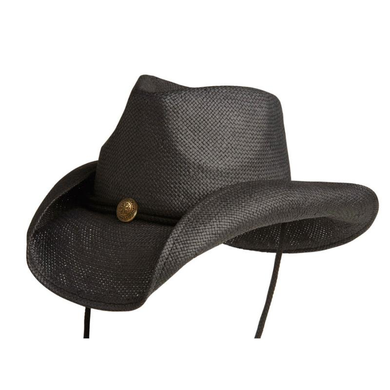 Fairhope Western Straw Hat Unisex