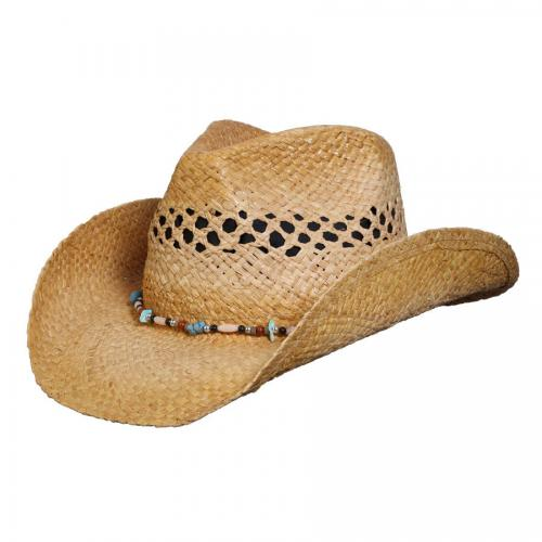 Happy Girl Western Hatt Flicka