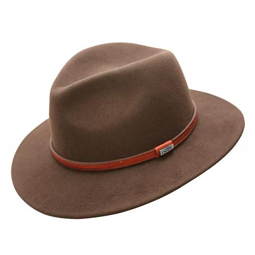 Jackeroo Crushable Wool Hatt