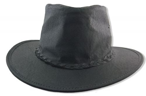 Jimy Black Traveller Hat