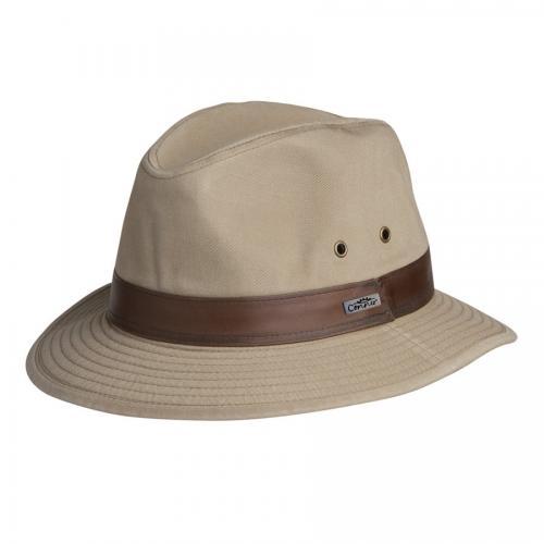 Larimar Cotton Safari Hatt Herr