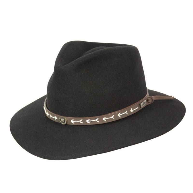 Mountain Warning Hat Woman