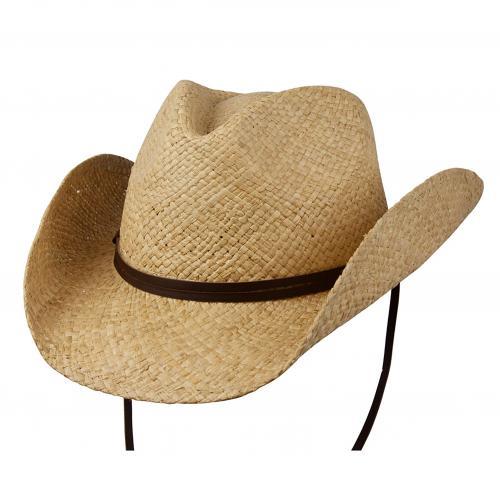 Original Western Raffia Hat