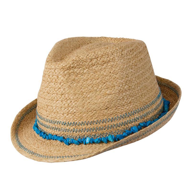 Play Time Raffia Hat Children