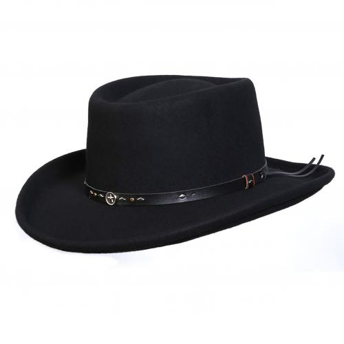 Quincy Waterproof Wool Gamble Hatt