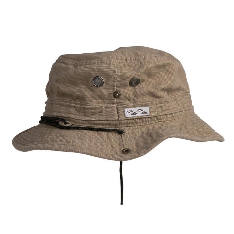 Yellowstone Organic Cotton Hiking Hat Unisex
