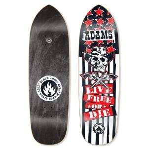 "Black Label ADAMS-Live Free 9.5 x 32.75 ""REISSUE"" Punk Point"