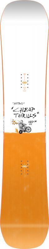 Nitro Cheap Thrills 155 Wide