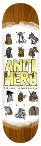 Antihero Usual Suspects BA White 8,75