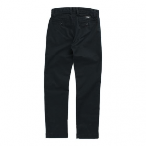 BY AUTHENTIC CHINO STRETCH BOYS BLACK