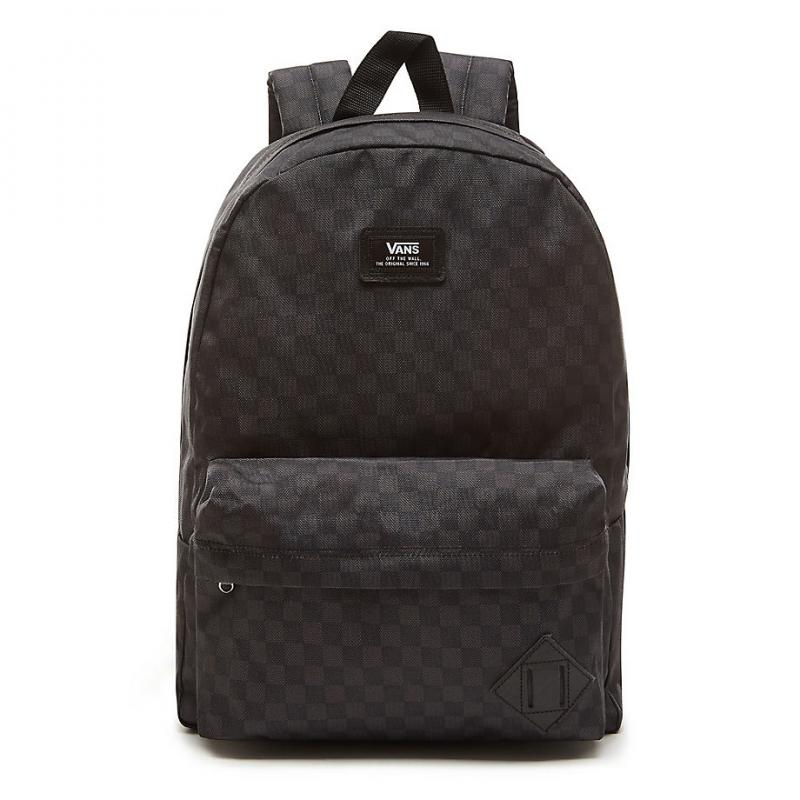 MN OLD SKOOL II BACKPACK BLACK-CHARCOAL