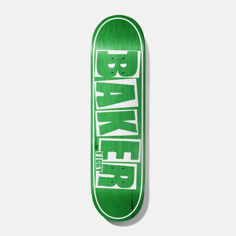 """Baker Figgy """"Brand Name"""" green 8,25"""""""