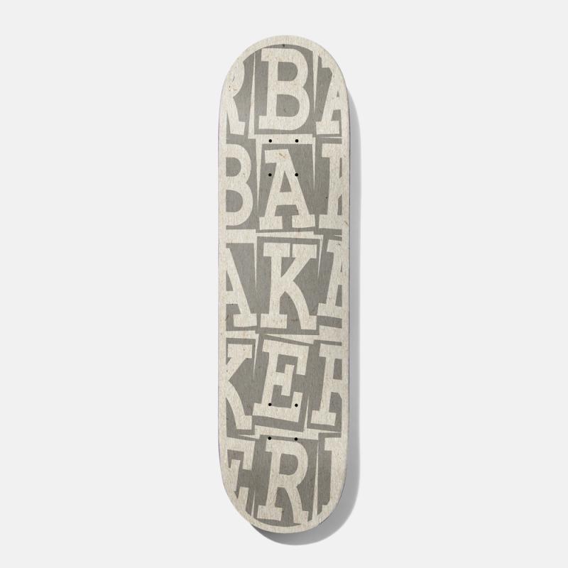 "Baker Kader ""Ribbon Stack""  8"""
