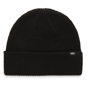 CORE BASICS BEANIE, black