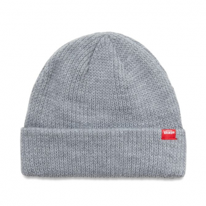 CORE BASICS BEANIE, heather grey